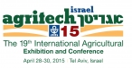 Agritech 2015-   April 28-30, Tel Aviv, Israel